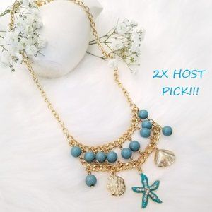 **2X HOST PICK** Beautiful Tropical Mood Necklace!
